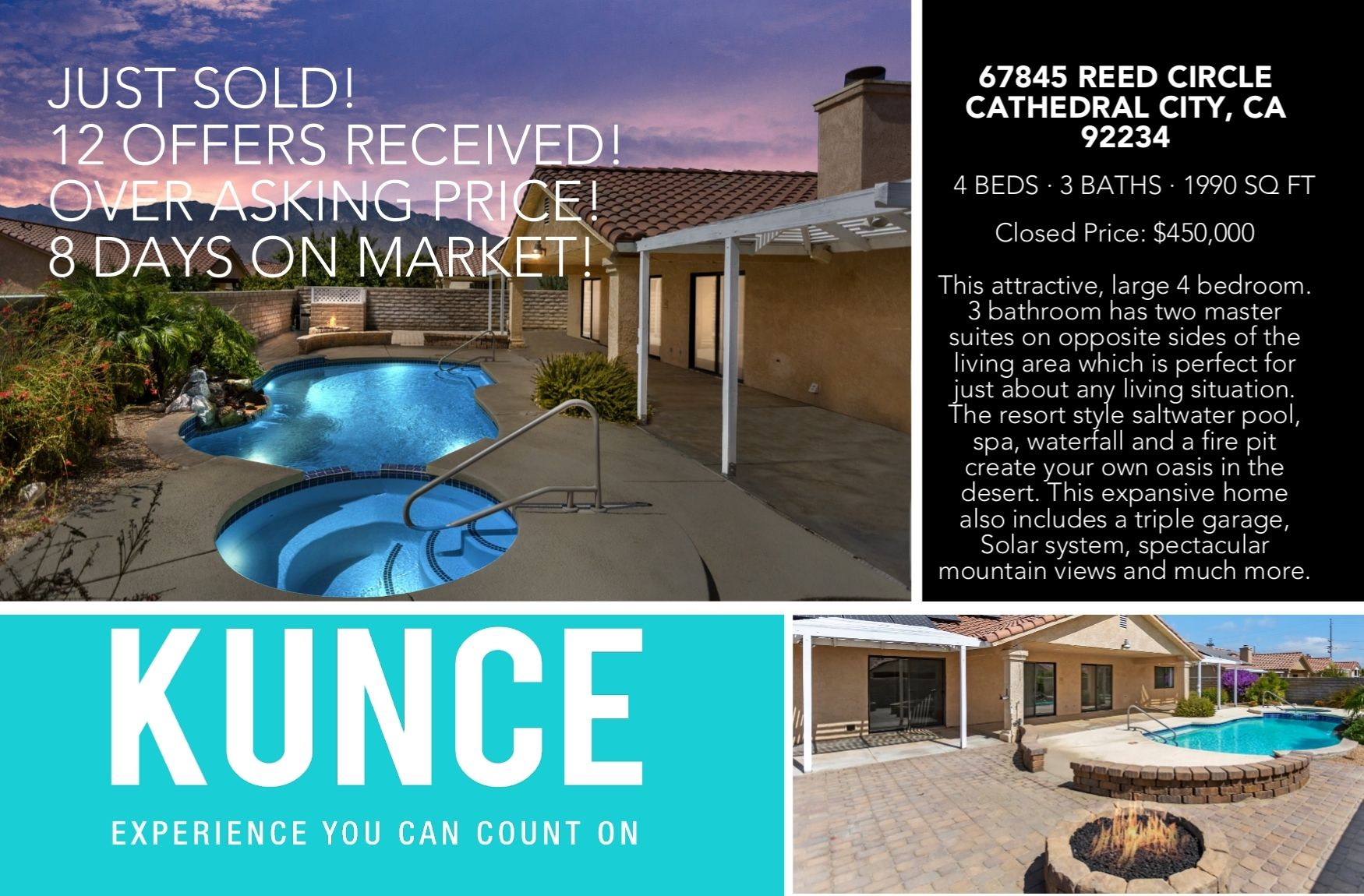 Palm Springs Real Estate Referral Transaction