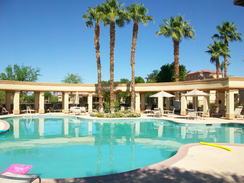 Heritage Palms Country Club - Indio, CA - 55+ community