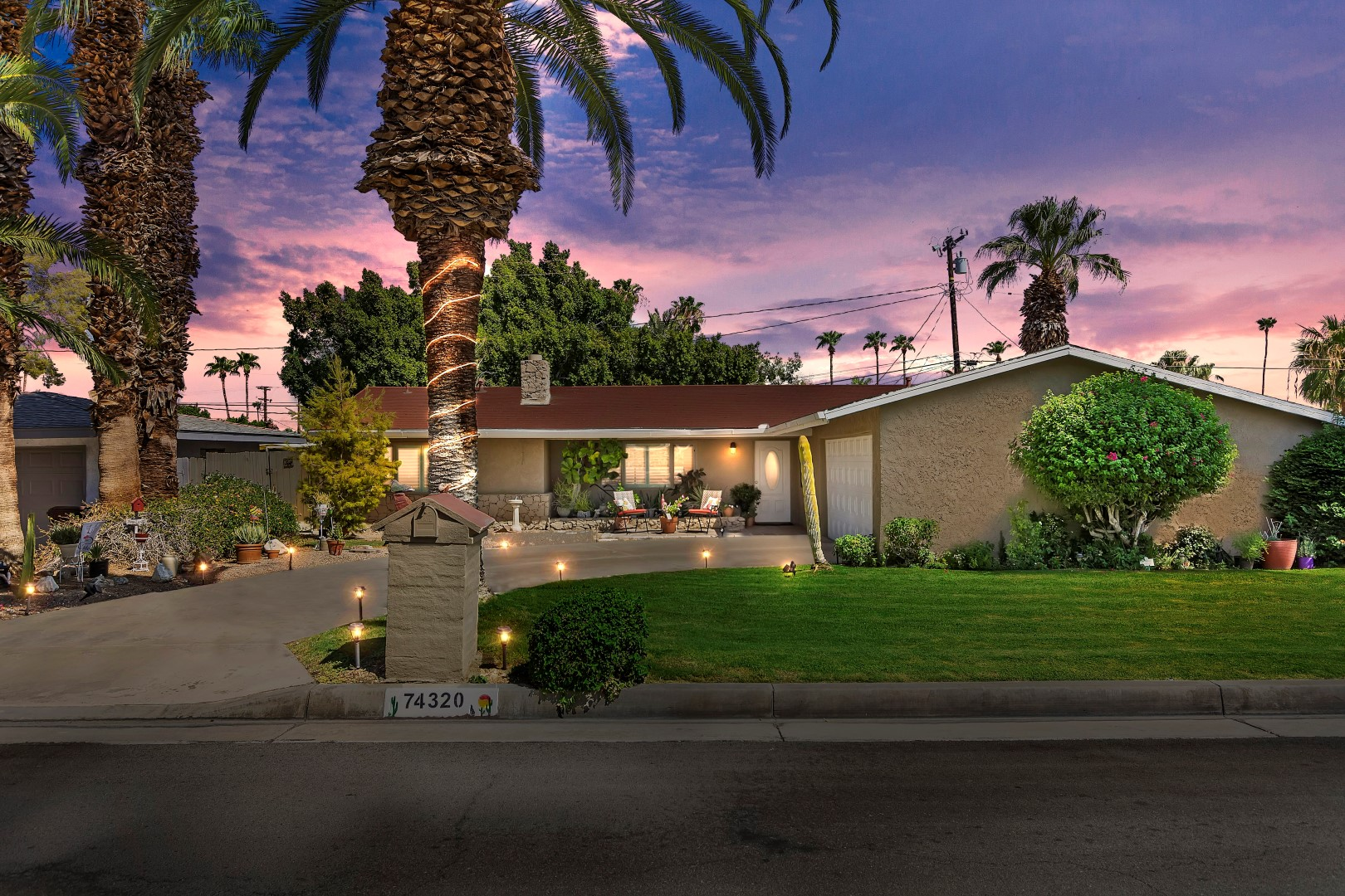 South Palm Desert Homes